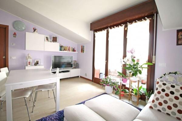 Appartamento in vendita a Pozzo d'Adda, Arredato, 64 mq - Foto 13