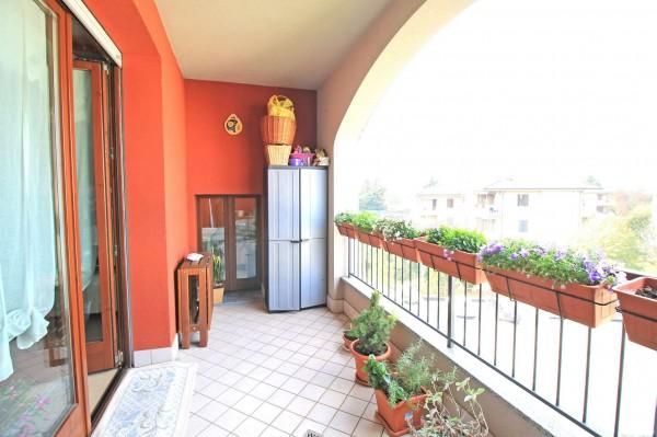 Appartamento in vendita a Pozzo d'Adda, Arredato, 64 mq - Foto 9