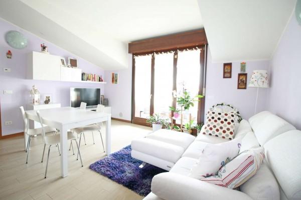 Appartamento in vendita a Pozzo d'Adda, Arredato, 64 mq