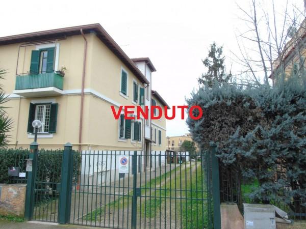 Appartamento in vendita a Roma, Statuario, Con giardino, 35 mq