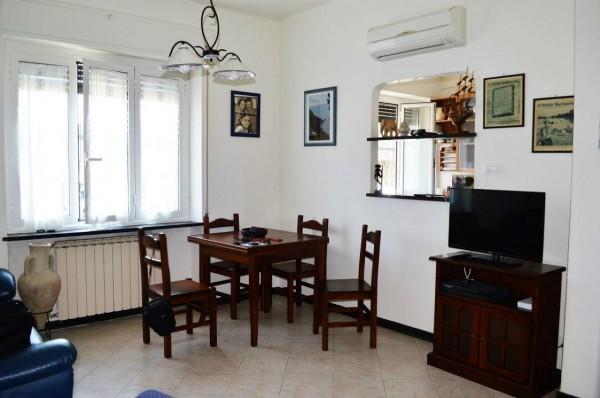 Appartamento in affitto a Recco, Centralissimo-mare, Arredato, 90 mq - Foto 5