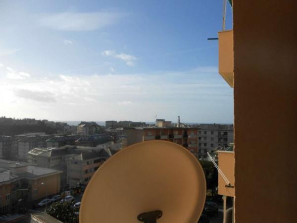Appartamento in vendita a Genova, Adiacenze Timavo, 60 mq - Foto 4
