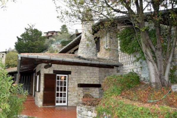 Villa in vendita a Leivi, San Massimo, Con giardino, 400 mq - Foto 1
