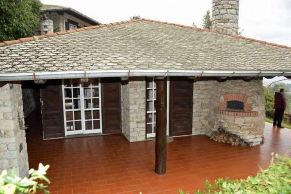 Villa in vendita a Leivi, San Massimo, Con giardino, 400 mq - Foto 19