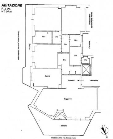 Appartamento in vendita a Roma, Talenti, 175 mq - Foto 2
