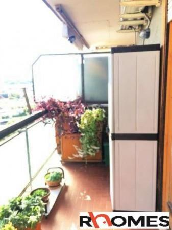 Appartamento in vendita a Roma, Cinecittà Est, Con giardino, 95 mq