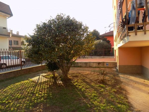 Appartamento in vendita a Senago, Conf. Cassina Nuova Di Bollate, Con giardino, 80 mq - Foto 3