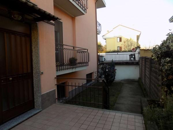 Appartamento in vendita a Senago, Conf. Cassina Nuova Di Bollate, Con giardino, 80 mq - Foto 4