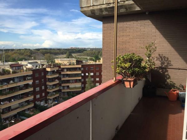 Appartamento in vendita a Roma, Torrino - Decima, Con giardino, 60 mq - Foto 12