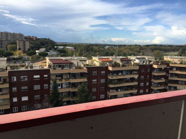 Appartamento in vendita a Roma, Torrino - Decima, Con giardino, 60 mq
