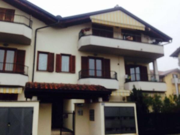 Appartamento in vendita a Cardano al Campo, Arredato, 60 mq