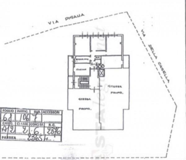 Appartamento in vendita a Firenze, 102 mq - Foto 2