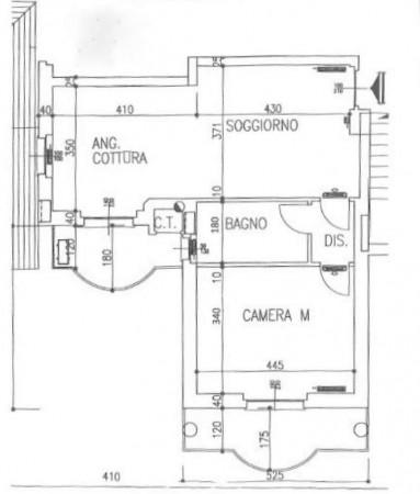Appartamento in affitto a Rivoli, Arredato, 60 mq - Foto 2
