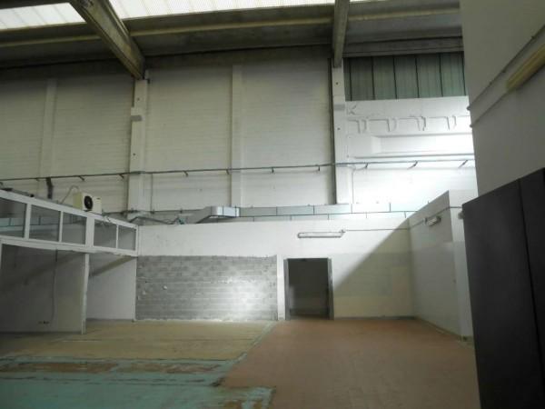 Capannone in vendita a Genova, 950 mq - Foto 60