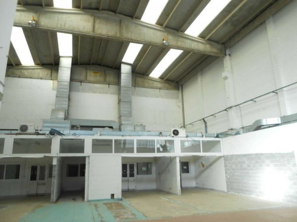 Capannone in vendita a Genova, 950 mq - Foto 74