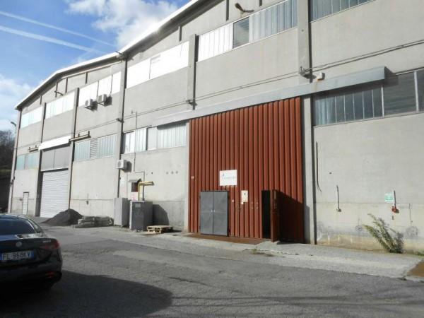 Capannone in vendita a Genova, 950 mq - Foto 3