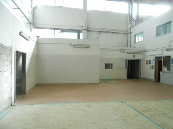 Capannone in vendita a Genova, 950 mq - Foto 20