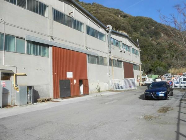 Capannone in vendita a Genova, 950 mq - Foto 6