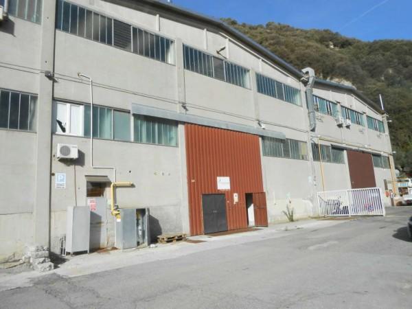 Capannone in vendita a Genova, 950 mq - Foto 7