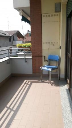 Appartamento in affitto a Cesate, Arredato, 38 mq