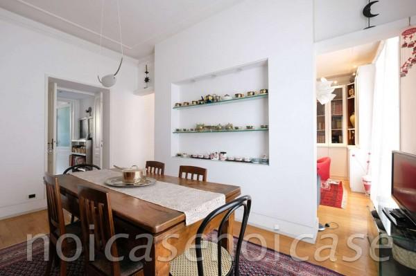 Appartamento in vendita a Roma, Pinciano, Con giardino, 140 mq - Foto 19