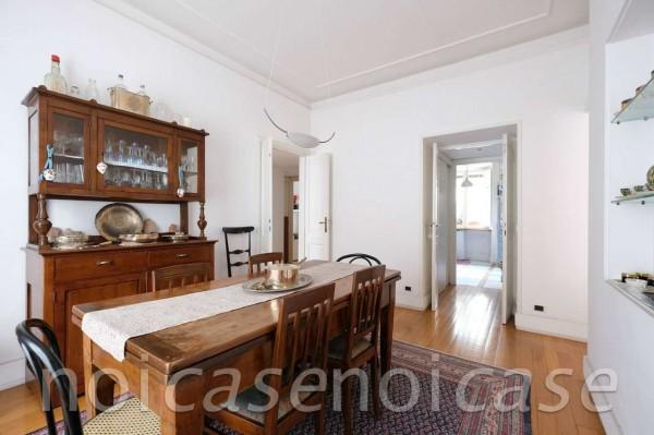 Appartamento in vendita a Roma, Pinciano, Con giardino, 140 mq - Foto 20