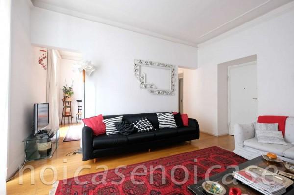 Appartamento in vendita a Roma, Pinciano, Con giardino, 140 mq