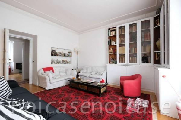 Appartamento in vendita a Roma, Pinciano, Con giardino, 140 mq - Foto 21