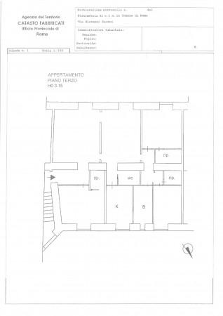 Appartamento in vendita a Roma, Pinciano, Con giardino, 140 mq - Foto 2