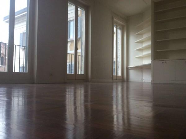 Appartamento in affitto a Milano, Brera/centro, 190 mq - Foto 6