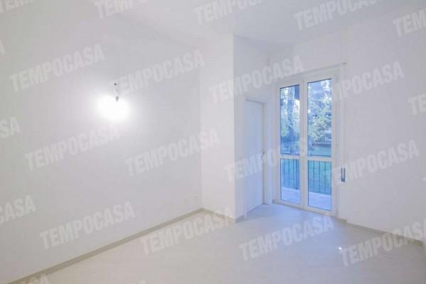 Appartamento in vendita a Milano, Affori Centro, Con giardino, 50 mq