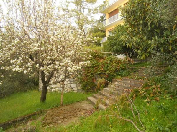 Appartamento in vendita a Zoagli, Sant'andrea Di Rovereto, Con giardino, 160 mq - Foto 4