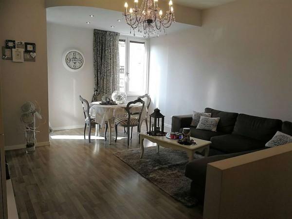 Appartamento in vendita a Monza, Centro, Arredato, 96 mq