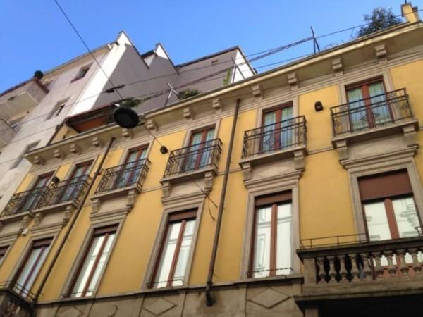 Appartamento in vendita a Milano, Sant'ambrogio, Cattolica, Arredato, 140 mq