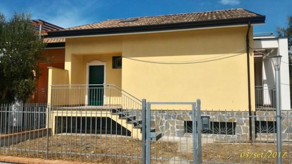 Villetta a schiera in vendita a Ascea, Velia, Con giardino, 130 mq