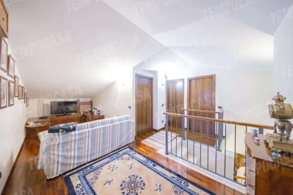 Appartamento in vendita a Milano, Affori Centro, Con giardino, 170 mq - Foto 17