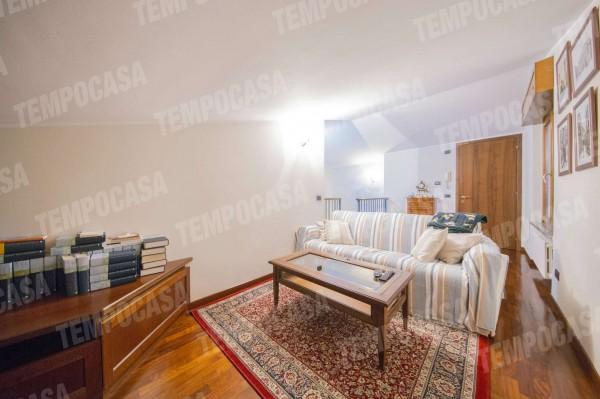 Appartamento in vendita a Milano, Affori Centro, Con giardino, 170 mq - Foto 16