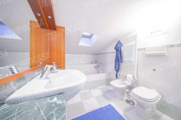 Appartamento in vendita a Milano, Affori Centro, Con giardino, 170 mq - Foto 11
