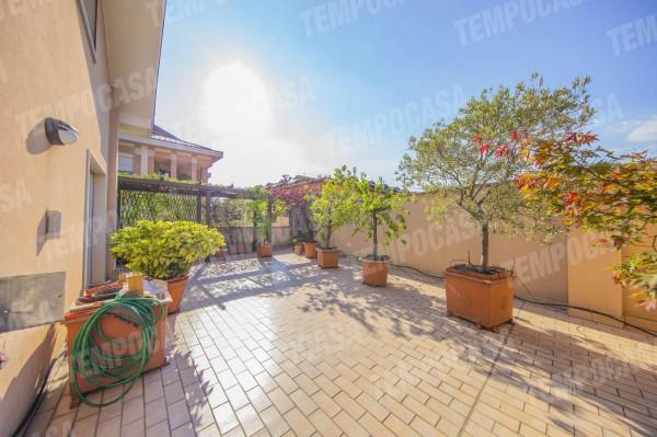 Appartamento in vendita a Milano, Affori Centro, Con giardino, 170 mq - Foto 3