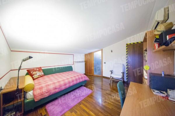 Appartamento in vendita a Milano, Affori Centro, Con giardino, 170 mq - Foto 23