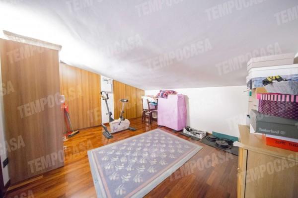 Appartamento in vendita a Milano, Affori Centro, Con giardino, 170 mq - Foto 14