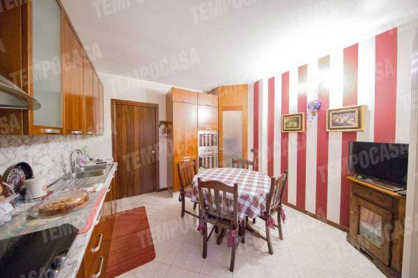 Appartamento in vendita a Milano, Affori Centro, Con giardino, 170 mq - Foto 25