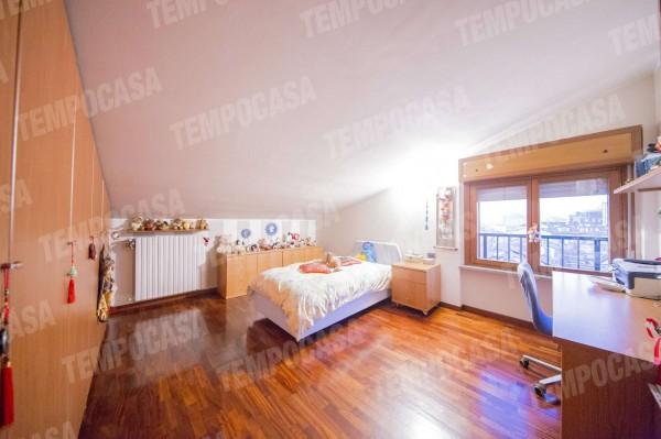Appartamento in vendita a Milano, Affori Centro, Con giardino, 170 mq - Foto 22