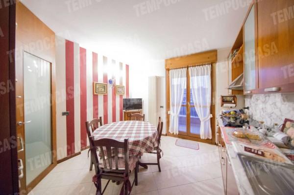 Appartamento in vendita a Milano, Affori Centro, Con giardino, 170 mq - Foto 24