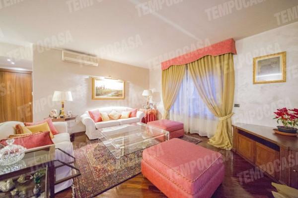 Appartamento in vendita a Milano, Affori Centro, Con giardino, 170 mq - Foto 28