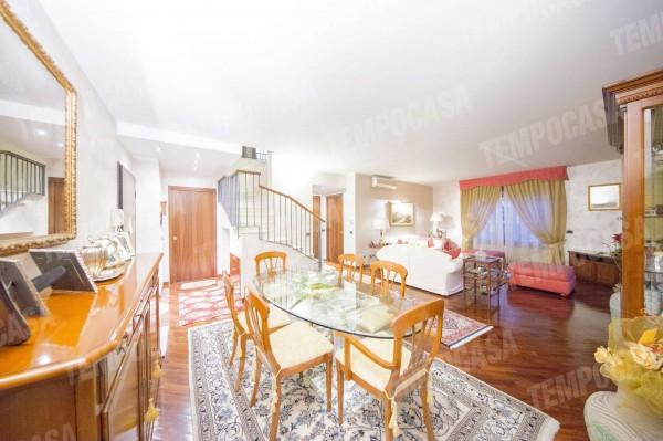 Appartamento in vendita a Milano, Affori Centro, Con giardino, 170 mq - Foto 19