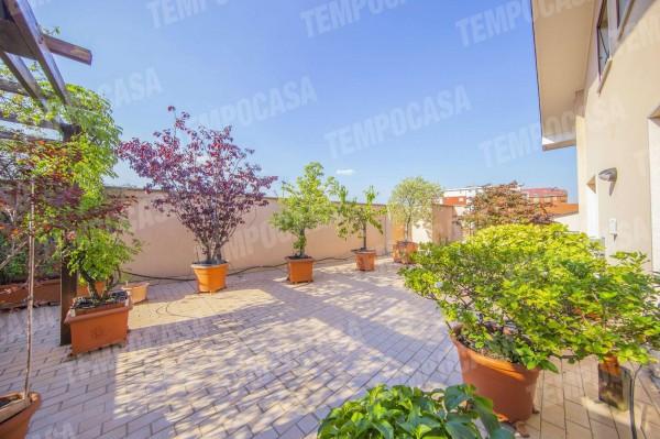 Appartamento in vendita a Milano, Affori Centro, Con giardino, 170 mq - Foto 4
