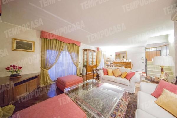 Appartamento in vendita a Milano, Affori Centro, Con giardino, 170 mq - Foto 29