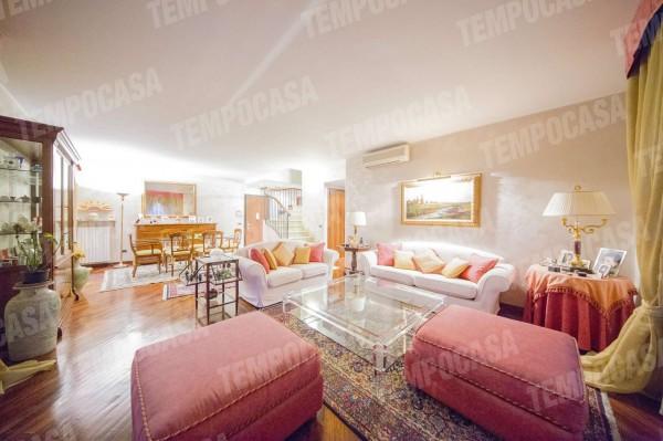 Appartamento in vendita a Milano, Affori Centro, Con giardino, 170 mq - Foto 18