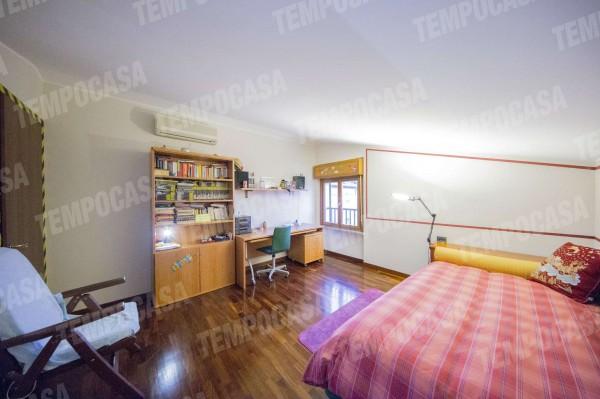 Appartamento in vendita a Milano, Affori Centro, Con giardino, 170 mq - Foto 12